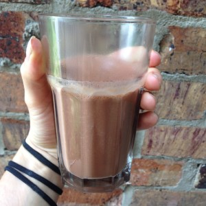 Easy Peasy Paleo Chocolate Milk